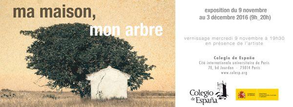 """""""Ma maison, mon arbre"""" en Paris"""