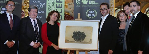 Primer premio COCEF 2016
